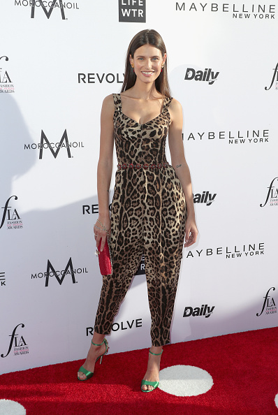 Leopard Print「Daily Front Row's 3rd Annual Fashion Los Angeles Awards - Arrivals」:写真・画像(18)[壁紙.com]