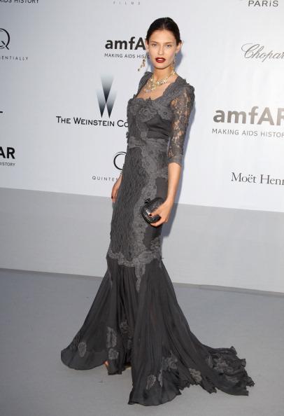 Form Fitted Dress「2012 amfAR's Cinema Against AIDS - Arrivals」:写真・画像(10)[壁紙.com]