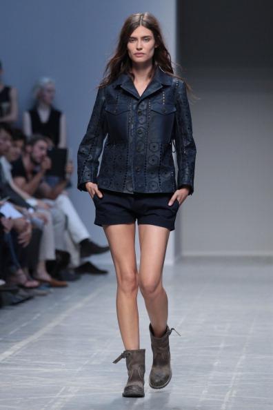 Jacket「Diesel Black Gold: Runway - Milan Fashion Week Menswear Spring/Summer 2013」:写真・画像(14)[壁紙.com]