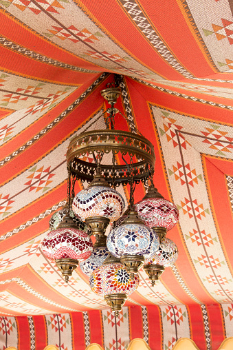 Tradition「Colorful arabian lamp」:スマホ壁紙(17)
