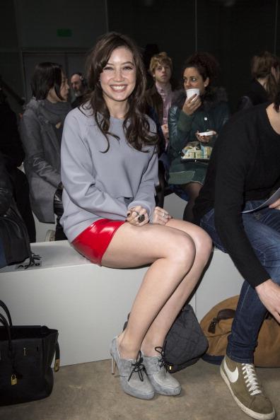 Tristan Fewings「Fashion East: Front Row - London Fashion Week AW14」:写真・画像(6)[壁紙.com]