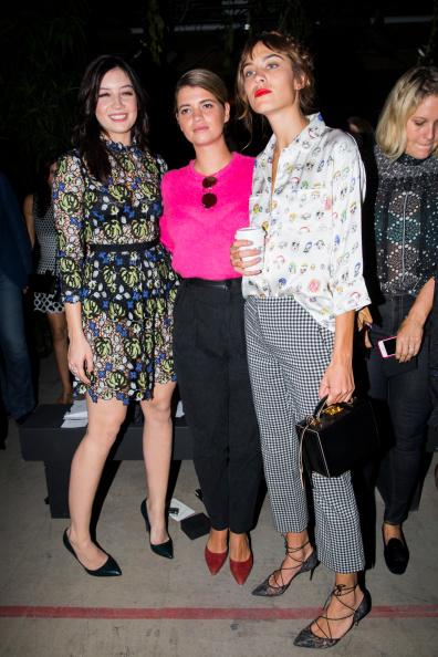 Tristan Fewings「Day 4: Front Row & Celebrities - London Fashion Week SS15」:写真・画像(6)[壁紙.com]