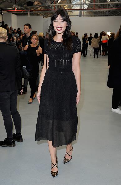 ロンドンファッションウィーク「Front Row & Celebrities: Day 5 - LFW AW16」:写真・画像(12)[壁紙.com]