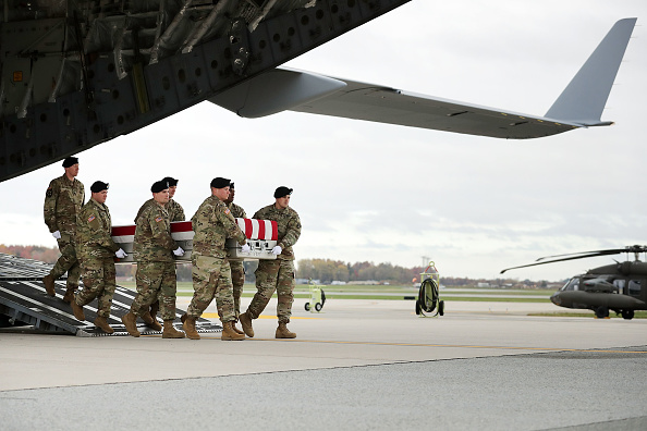 Hanging「Body Of Special Forces Sgt 1st Class Killed In Afghanistan Returned To U.S.」:写真・画像(6)[壁紙.com]