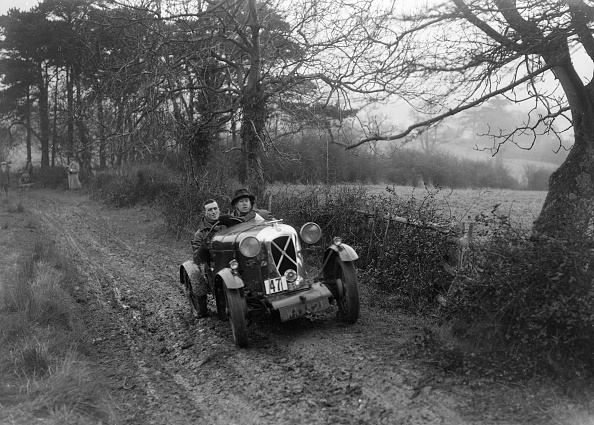 Dirt Road「Salmson of E Lloyd-Jones at the Sunbac Colmore Trial, Gloucestershire, 1934」:写真・画像(16)[壁紙.com]
