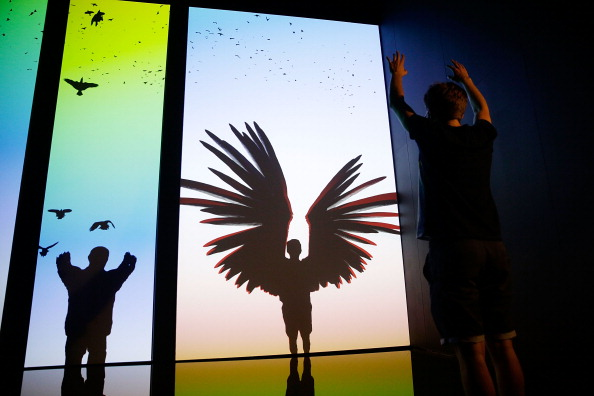 CG「Digital Revolution Installation At The Barbican Centre」:写真・画像(14)[壁紙.com]