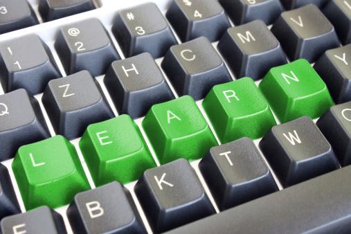 Learning「Learn on computer keyboard」:スマホ壁紙(18)