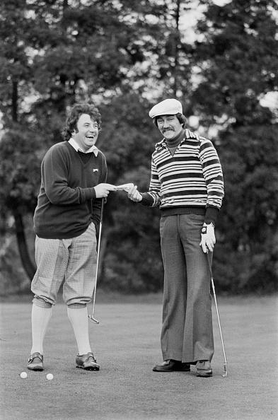 プロスポーツ選手「Jimmy Tarbuck and Cliff Thorburn」:写真・画像(16)[壁紙.com]