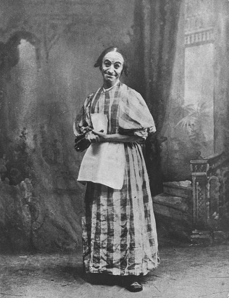 Vaudeville「Dan Leno In Dress」:写真・画像(4)[壁紙.com]