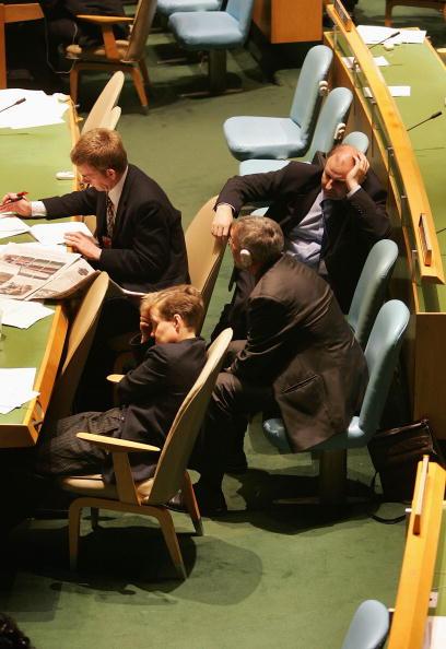 Particle「UN Continues Nuclear Non-Proliferation Conference」:写真・画像(11)[壁紙.com]