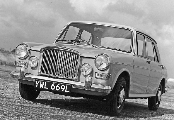 Finance and Economy「1972 Vanden Plas 1300 Princess.」:写真・画像(13)[壁紙.com]