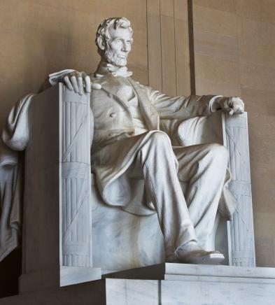 Politician「Lincoln Memorial, Washington DC, United States」:スマホ壁紙(6)