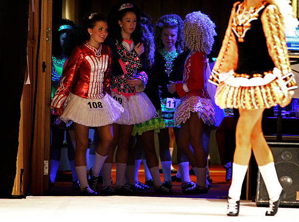 Dancers Compete In The 40th Anniversary World Irish Dancing Championships:ニュース(壁紙.com)