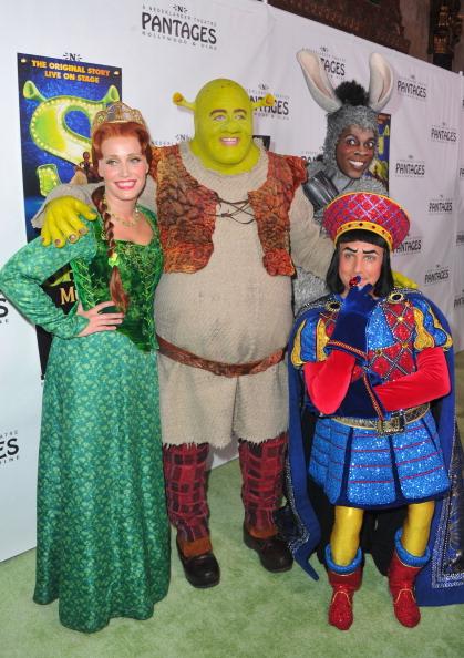 "David M「""Shrek The Musical"" - Los Angeles Opening Night」:写真・画像(10)[壁紙.com]"