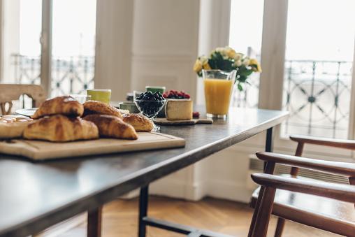 Weekend Activities「breakfast in Paris」:スマホ壁紙(7)