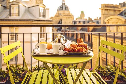 Tourism「Breakfast in Paris」:スマホ壁紙(18)