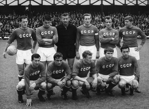 Former Soviet Union「Soviet Team」:写真・画像(3)[壁紙.com]