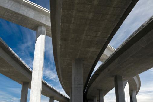 Elevated Road「Freeway Span」:スマホ壁紙(1)