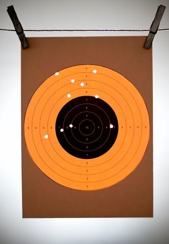 Sports Target「Hit Your Target」:スマホ壁紙(19)