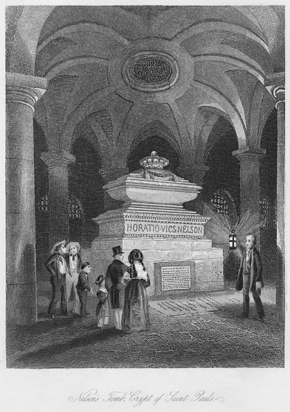 Crypt「Nelsons Tomb, Crypt of Saint Pauls」:写真・画像(4)[壁紙.com]