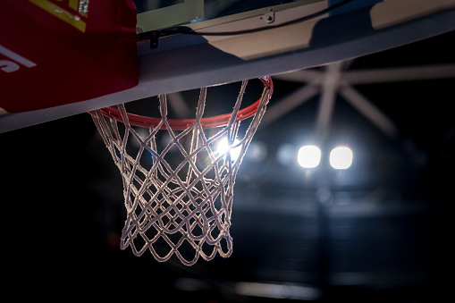Focus On Foreground「Basketball hoop」:スマホ壁紙(1)