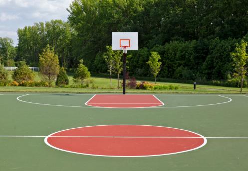 Basket「Basketball Court」:スマホ壁紙(17)