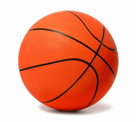 スポーツ用品「バスケットボール(ホワイト)」:スマホ壁紙(19)