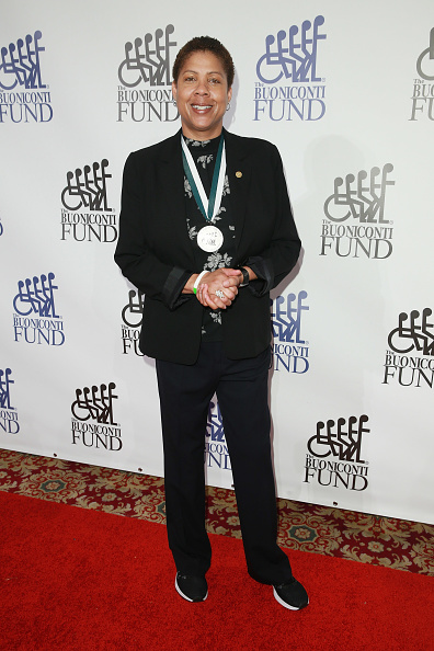 Great Sports Legends Dinner「31th Annual Great Sports Legends Dinner To Benefit The Buoniconti Fund To Cure Paralysis - Arrivals」:写真・画像(3)[壁紙.com]