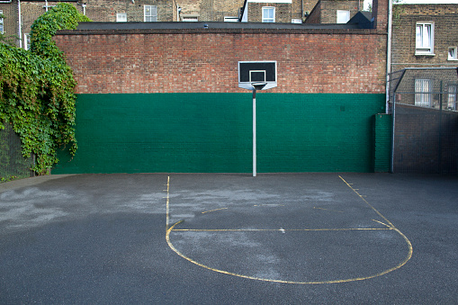 Surrounding Wall「Basketball Court In The City」:スマホ壁紙(17)
