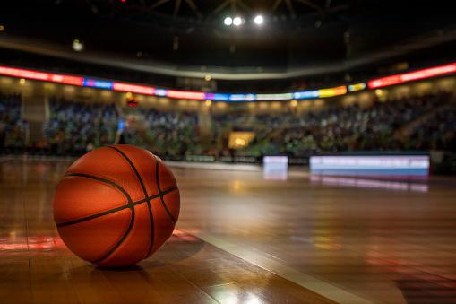 Stadium「Basketball on court」:スマホ壁紙(5)