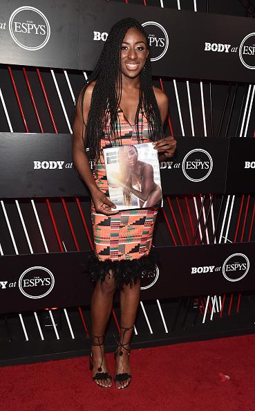 バスケットボール「BODY At The ESPYS Pre-Party - Arrivals」:写真・画像(2)[壁紙.com]