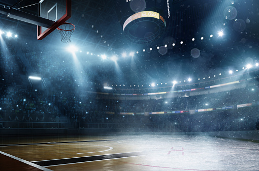 Sports Field「Basketball meets ice hockey」:スマホ壁紙(7)