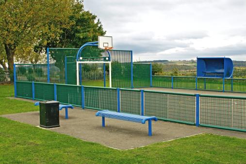 Durability「Basketball and sport place」:スマホ壁紙(13)