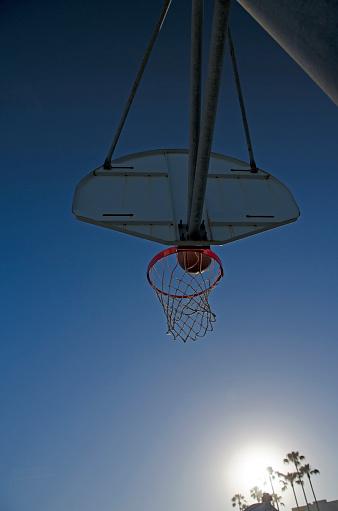 バスケットボール「Basketball net」:スマホ壁紙(8)