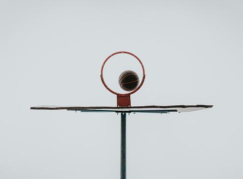 Sphere「Basketball basket」:スマホ壁紙(0)