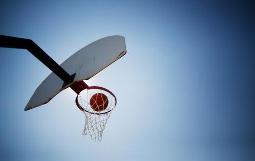 Aspirations「Basketball going through hoop」:スマホ壁紙(16)
