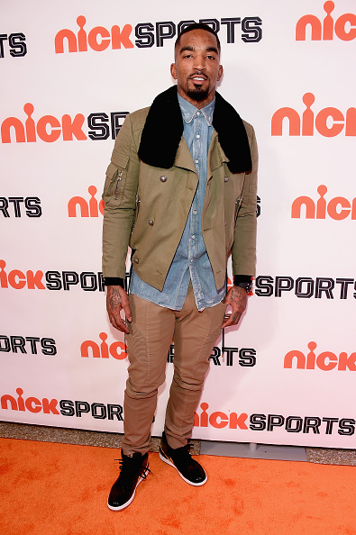 J R スミス「NICKSPORTS Special Screening And Party for Little Ballers Documentary」:写真・画像(1)[壁紙.com]