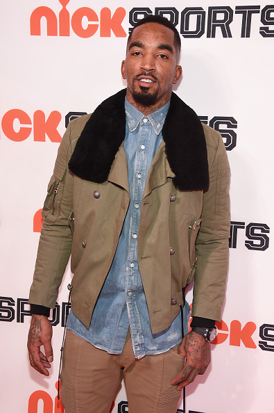 J R Smith「NICKSPORTS Special Screening And Party for Little Ballers Documentary」:写真・画像(14)[壁紙.com]