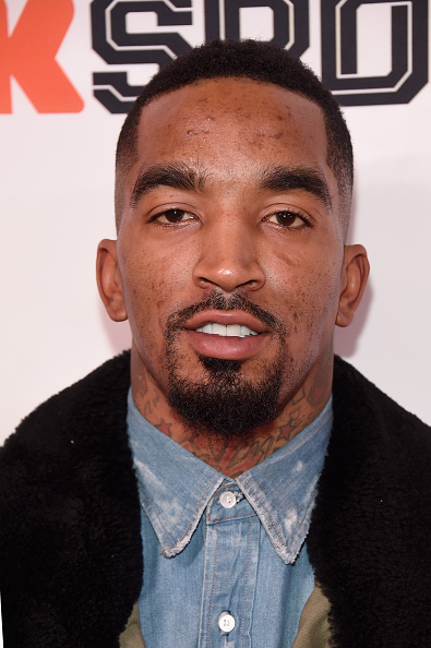 J R Smith「NICKSPORTS Special Screening And Party for Little Ballers Documentary」:写真・画像(8)[壁紙.com]
