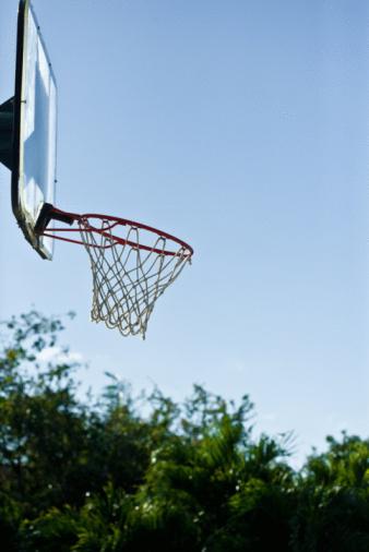 Drooping「Basketball goal outdoors」:スマホ壁紙(17)