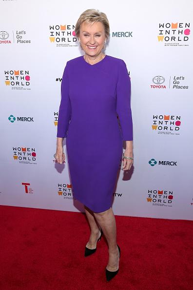 全身「Tina Brown's 7th Annual Women In The World Summit Opening Night」:写真・画像(13)[壁紙.com]