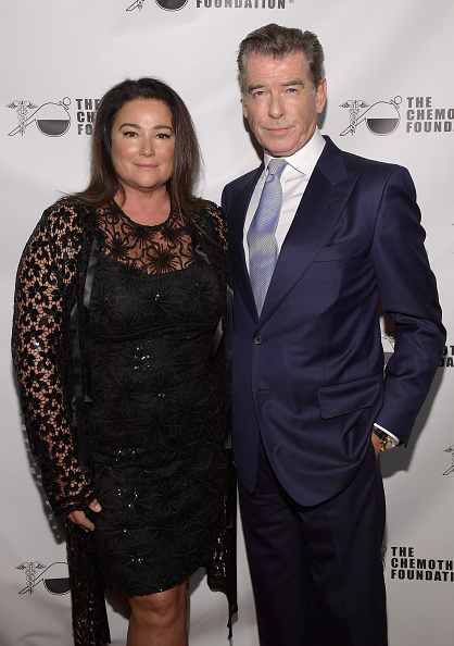 Pierce Brosnan「Chemotherapy Foundation Honors Actor, Producer And Philanthropist Pierce Brosnan With Humanitarian Award At Innovation Gala」:写真・画像(6)[壁紙.com]