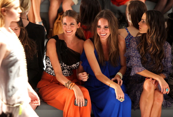 Spring Collection「Rebecca Taylor - Front Row - Spring 2012 Mercedes-Benz Fashion Week」:写真・画像(16)[壁紙.com]