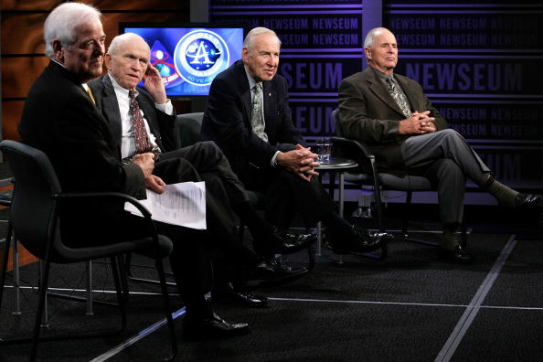 Frank Borman「Apollo 8 Astronauts Discuss Their 1968 Mission For NASA」:写真・画像(19)[壁紙.com]