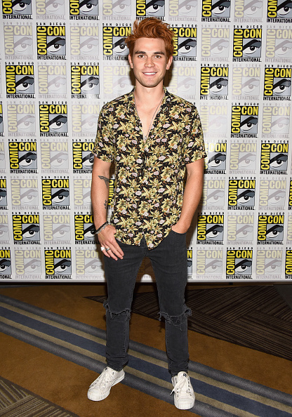 "Comic con「Comic-Con International 2018 - ""Riverdale"" Press Line」:写真・画像(7)[壁紙.com]"