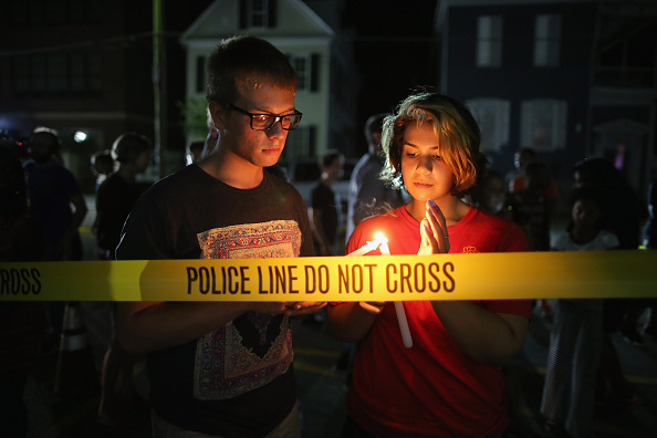 2015 Emanuel AME Church Charleston Shootings「Nine Dead After Church Shooting In Charleston」:写真・画像(5)[壁紙.com]
