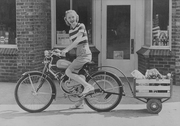 自転車・バイク「Easy Shopping」:写真・画像(17)[壁紙.com]
