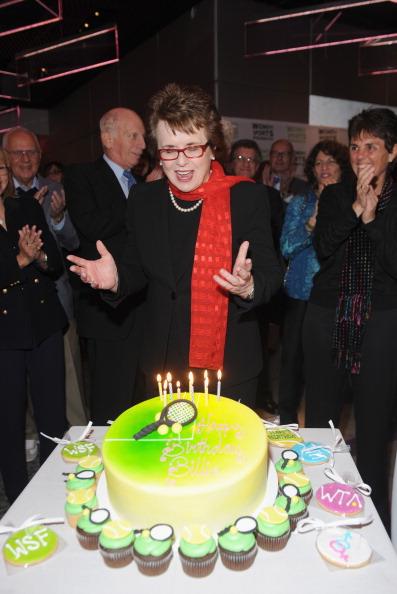 Women's Sports Foundation「Women's Sports Foundation's 70th Birthday Party For Billie Jean King」:写真・画像(11)[壁紙.com]