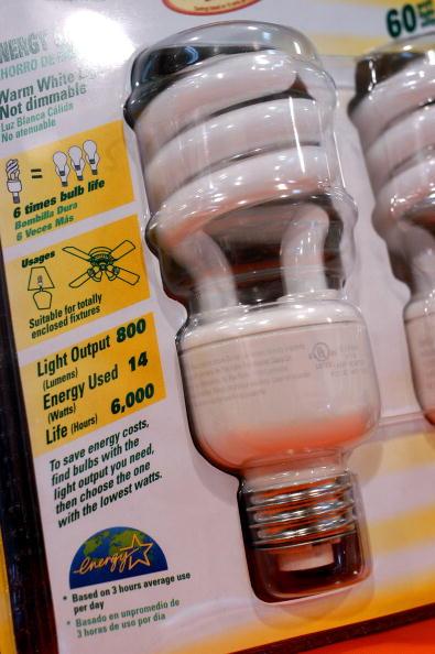 Light Bulb「Energy Efficient Light Bulb」:写真・画像(4)[壁紙.com]