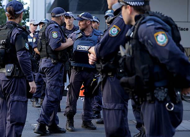 Police Hostage Situation Developing In Sydney:ニュース(壁紙.com)
